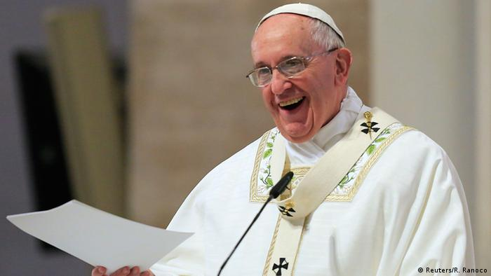 Pope Francis in Manila (Photo: REUTERS/Romeo Ranoco)