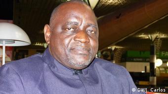Angola Parteien UNITA Vitorino Nhany