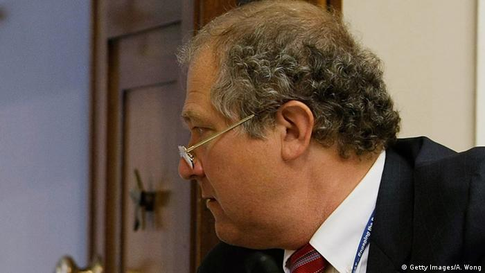 John Sopko U.S. Special Inspector General for Afghanistan Reconstruction Archiv 2008