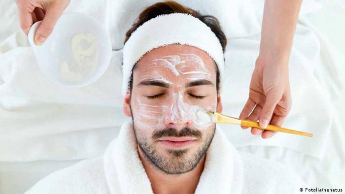 Symbolbild Kosmetik für Männer (Fotolia/nenetus)