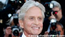 Michael Douglas Archivbild Mai 2013 Cannes
