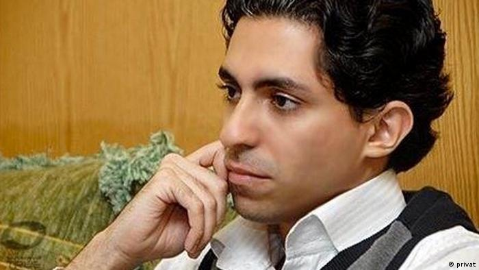 Raif Badawi, Saudi Arabian Blogger. Copyright: Badawi, private photo