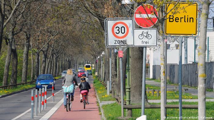 Image result for ciclovias a Alemanha