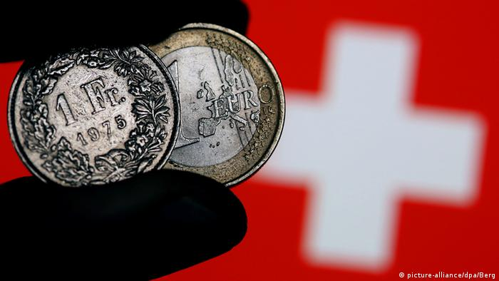 Swiss francs