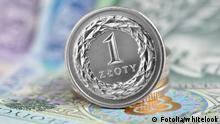 1 Zloty Münze