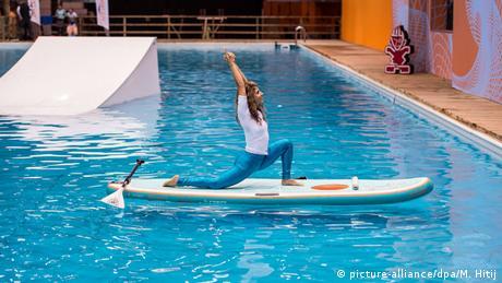 Wassersportmesse Boot 2015 in Düsseldorf