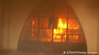 هفت کلیسا در نیجر به آتش کشیده شد