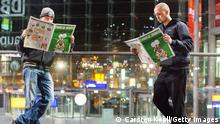 Charlie Hebdo - Verkaufsstart in Deutschland 17.01.2015 / ACHTUNG: NUR nach Einzelfallentscheidung durch die Chefredaktion verwenden!!!