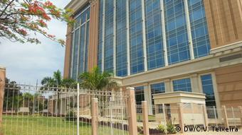 Angola Luanda Justizpalast