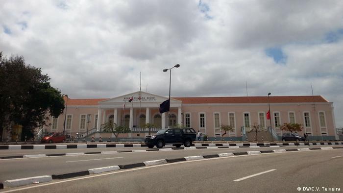 Angola Luanda Gesundheitsministerium
