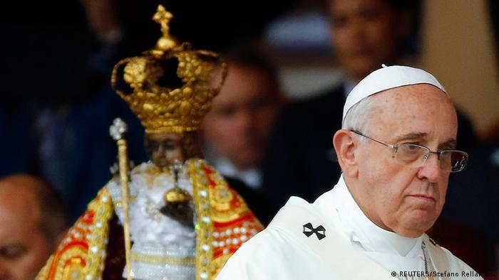 Papstmesse in Manila 18.01.2015
