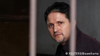 Indonesien Hinrichtung Drogenhändler Marco Archer Cardoso Moreira