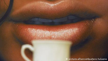 Sinnliche Lippen