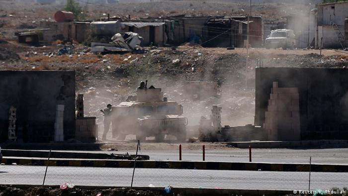 Kämpfe in Sanaa 19.01.2015