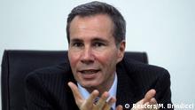 Argentinischer Staatsanwalt Alberto Nisman