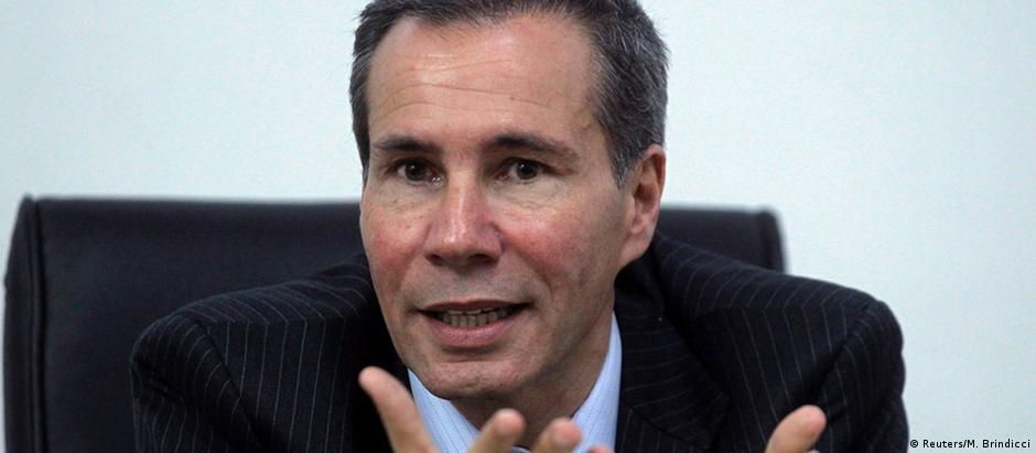 Alberto Nisman conduzia inquérito sobre atentado a associação judaica