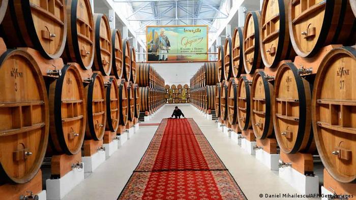Вино у Молдові - головна стаття експорту