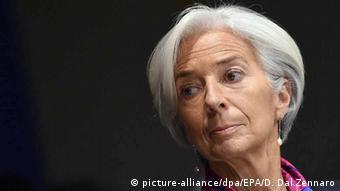 Λαγκάρντ: το χρέος παραμένει χρέος