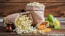 Popcorn in Tüten, Quelle: Fotolia