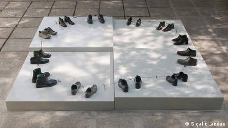 Bildergalerie Kunst in der Katastrophe Landau EINSCHRÄNKUNG