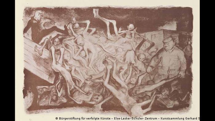Bildergalerie Kunst in der Katastrophe Leo Haas EINSCHRÄNKUNG