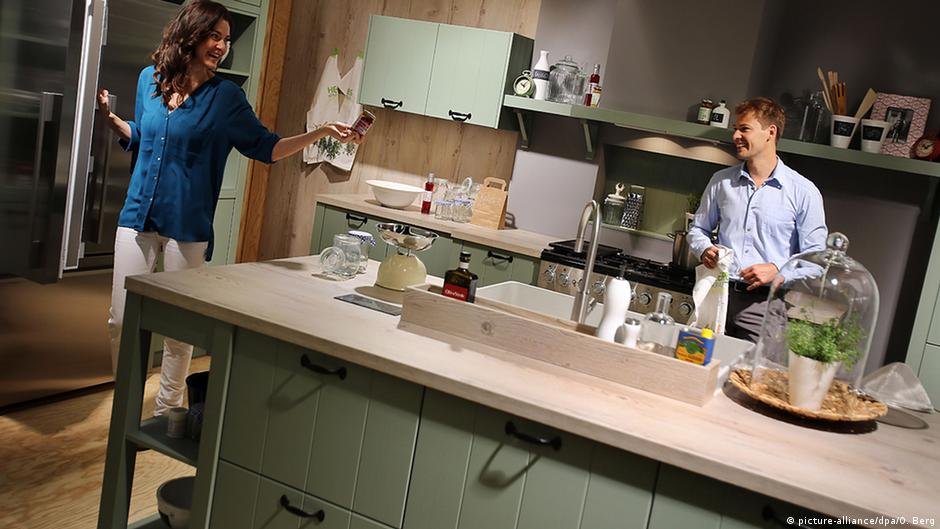 نصائح تجعل مطبخك الصغير مريحا وأنيقا | DW | 23.03.2015
