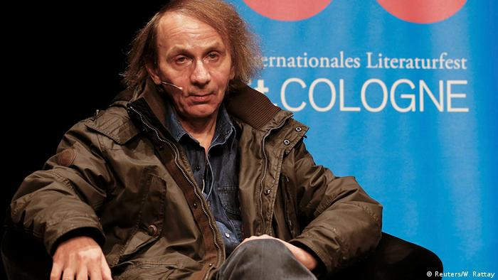 Michel Houellebecq in Köln (Foto: Reuters)