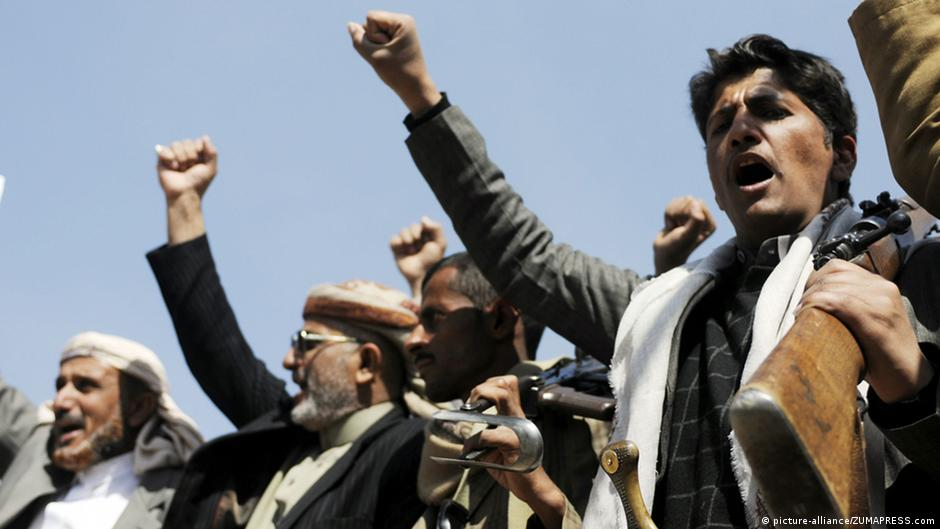 Rebel leader accuses Yemeni president of shielding the corrupt | DW | 20.01.2015