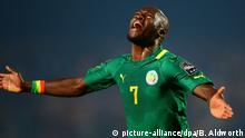 Moussa Sow Africa Cup of Nations Senegal