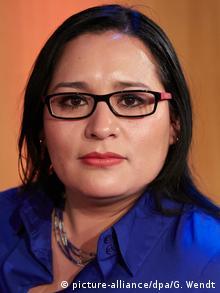 La periodista de investigación Ana Lilia Pérez.