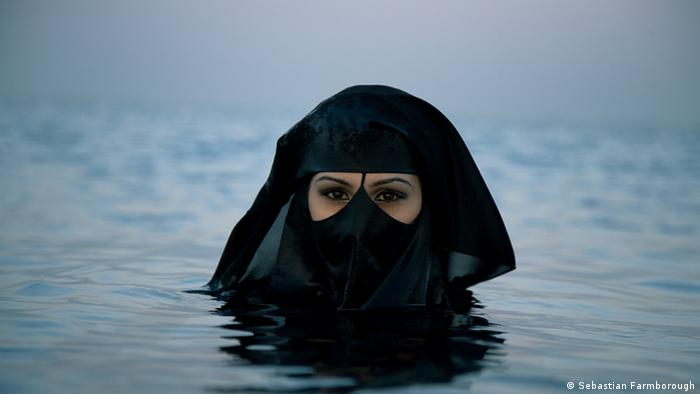 Photographer casts veiled women in new light for the West | Culture| Arts,  music and lifestyle reporting from Germany | DW | 22.01.2015