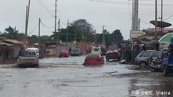 Bildergalerie Angola Luanda Regenzeit
