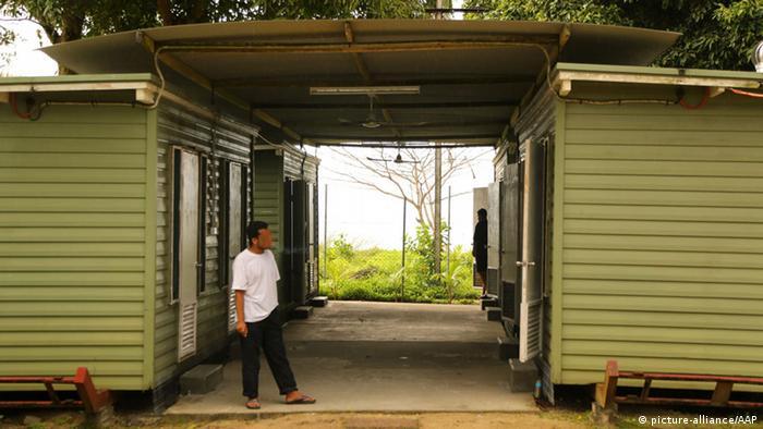 Manus Island detention facility