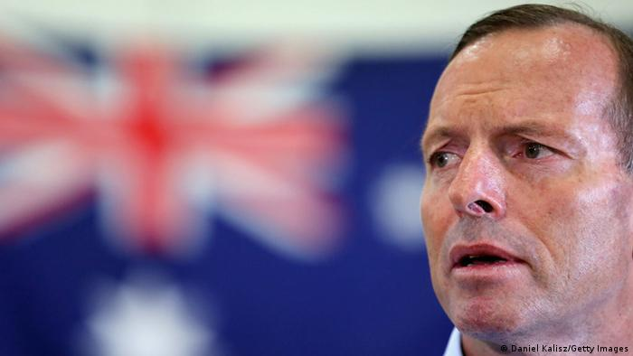 Australiens Premierminister Tony Abbott (Archiv: Getty Images)