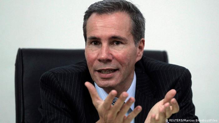 Fall des argentinischen Staatsanwalt Alberto Nisman