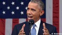 Barack Obama / Rede zur Lage der Nation / USA