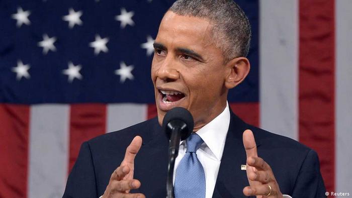 Барак Обама (фото из архива)