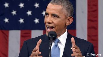 Barack Obama / Rede zur Lage der Nation / USA