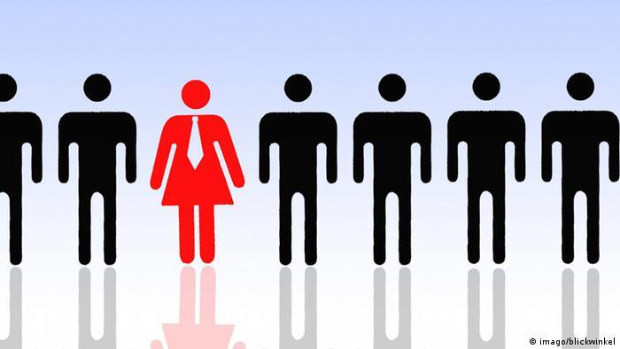 Frauenquote Symbolbild