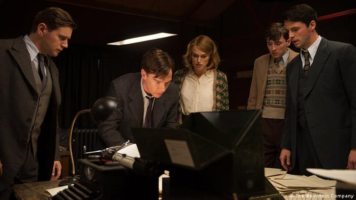 Filmszene aus The Imitation Game Foto: The Weinstein Company)