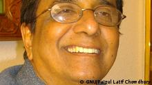Matiur Rahman Journalist in Bangladesh