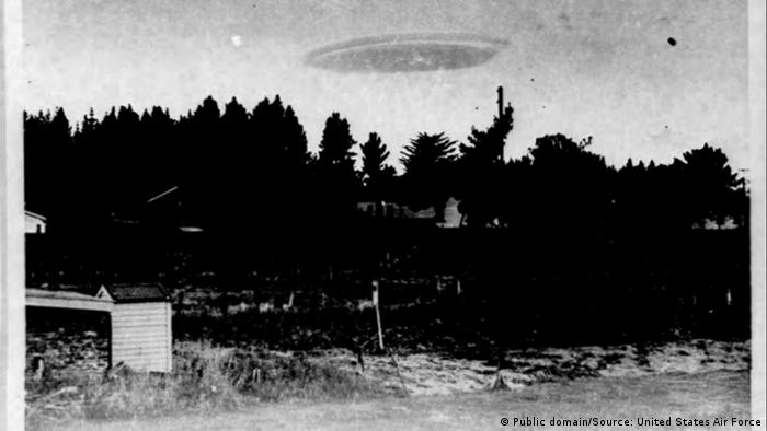 Project Blue Book - USA