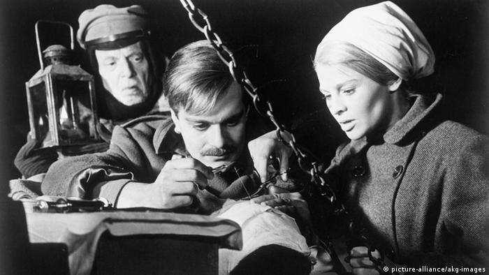 Julie Christie in 'Doctor Zhivago,' Copyright: picture-alliance/akg-images