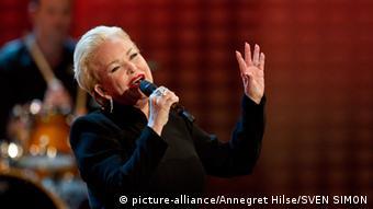 Angelika Milster in der Sendung Willkommen bei Carmen Nebel (2013)
