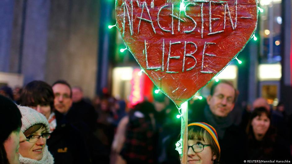 Leipzig mobilisiert den Widerspruch | DW | 22.01.2015