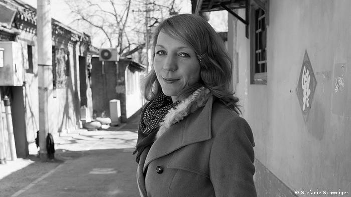 Angela Köckritz (Foto: Stefanie Schweiger)