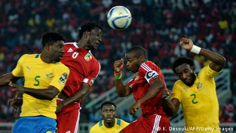 Afrika Cup Kongo vs Gabun 21.01.2015 (K. Desouki/AFP/Getty Images)