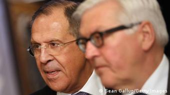 Außenminister Treffen zu Ukraine in Berlin 17.04.2014