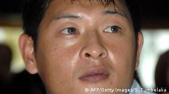 Drogenhändler Andrew Chan (Foto:afp)