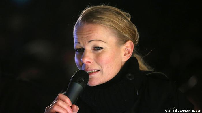 Kathrin Oertel (Foto: Getty)